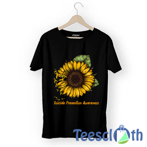 Sunflower Suicide T Shirt For Men Women And Youth