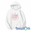 Trendy Floral Summer Hoodie Unisex Adult Size S to 3XL