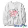Trendy Floral Summer Sweatshirt Unisex Adult Size S to 3XL