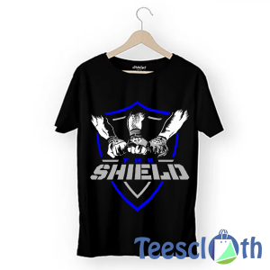 The Shield Logo T Shirt For Men Women And Youth