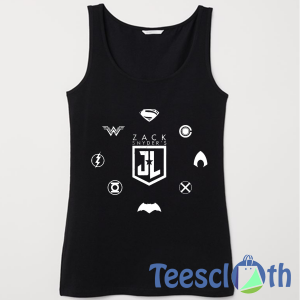 Zack Snyder Justice Tank Top Men And Women Size S to 3XL