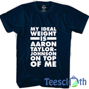 Aaron Taylor-Johnson T Shirt For Men Women And Youth
