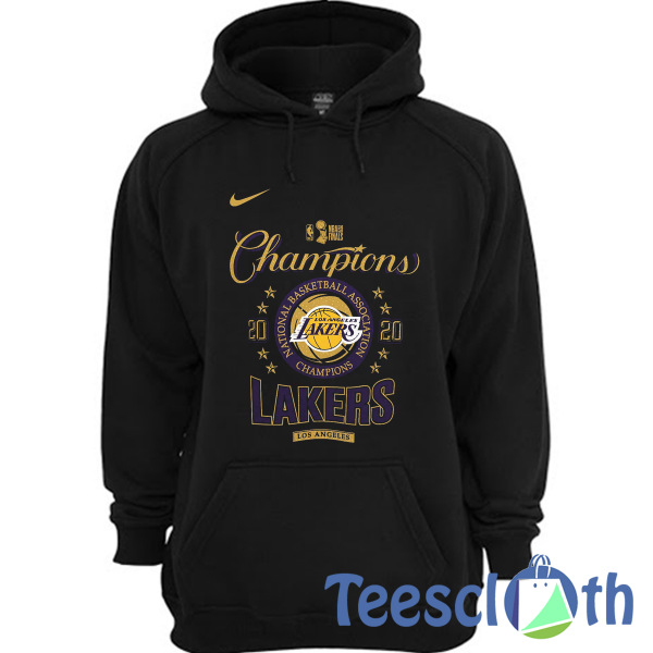Los Angeles Lakers Hoodie Unisex Adult Size S to 3XL